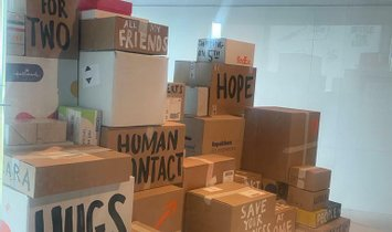 Boxes of Hope and Dreams
