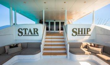 STARSHIP 143' (43.59m) Van Mill Shipyard 1986/2015