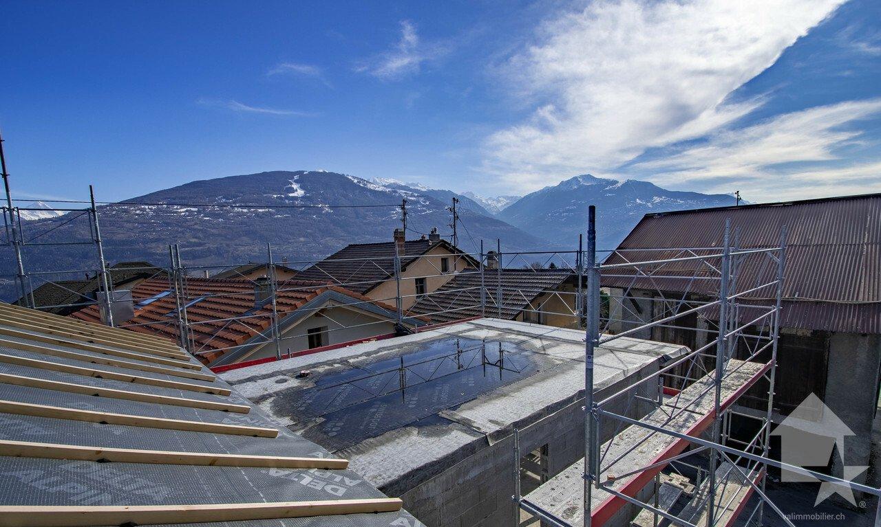 House in Savièse, Valais, Switzerland 1
