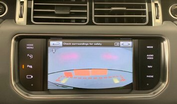 2015 Land Rover Range Rover LWB Autobiography Blac