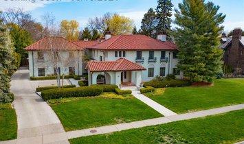 Дом в Гросс Пуэнт Шорс, Мичиган, Соединенные Штаты Америки 1