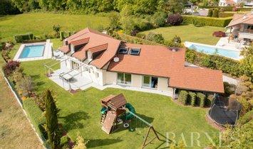 House in Messery, Auvergne-Rhône-Alpes, France 1