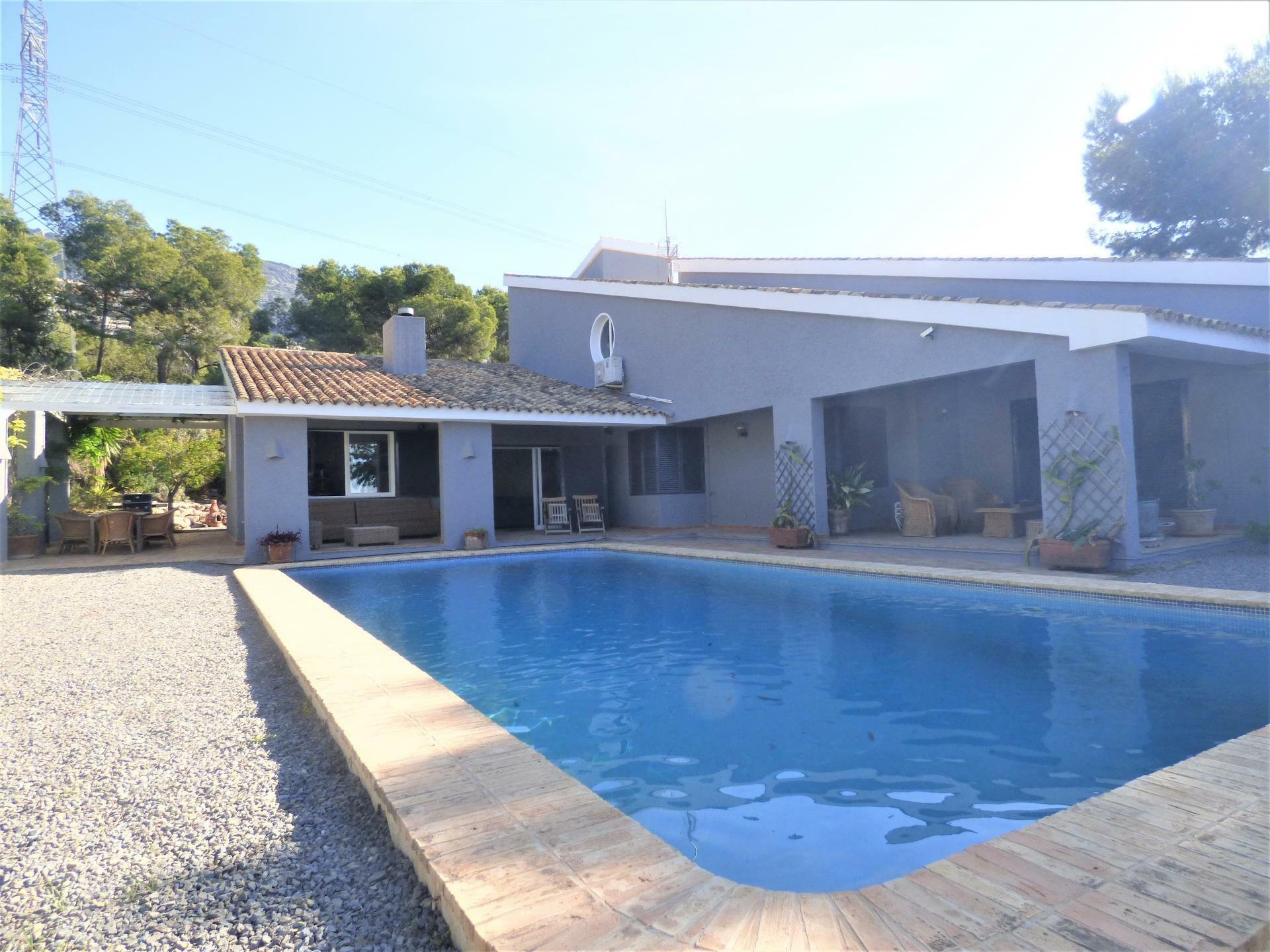 Villa a Altea, Comunità Valenzana, Spagna 1 - 11446386