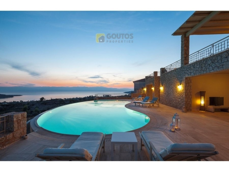 Villa a Decentralized Administration of Peloponnese, Western Greece and the Ionian, Grecia 1 - 11447802