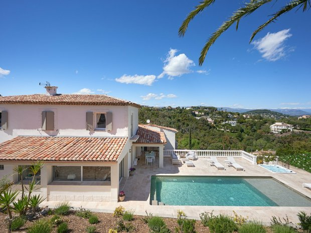 House in Vallauris, Provence-Alpes-Côte d'Azur, France 1