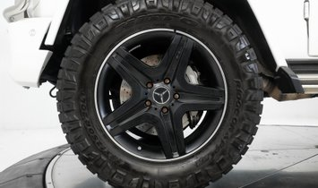 2017 Mercedes-Benz G-Class G 63 AMG® 4MATIC® All Terrain Tires