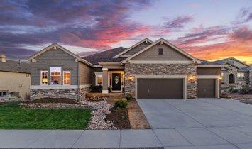 Haus in Colorado Springs, Colorado, Vereinigte Staaten 1