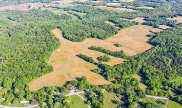 Farm Ranch in Southside, Tennessee, United States 1
