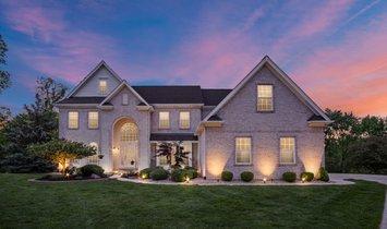 House in Creve Coeur, Missouri, United States 1