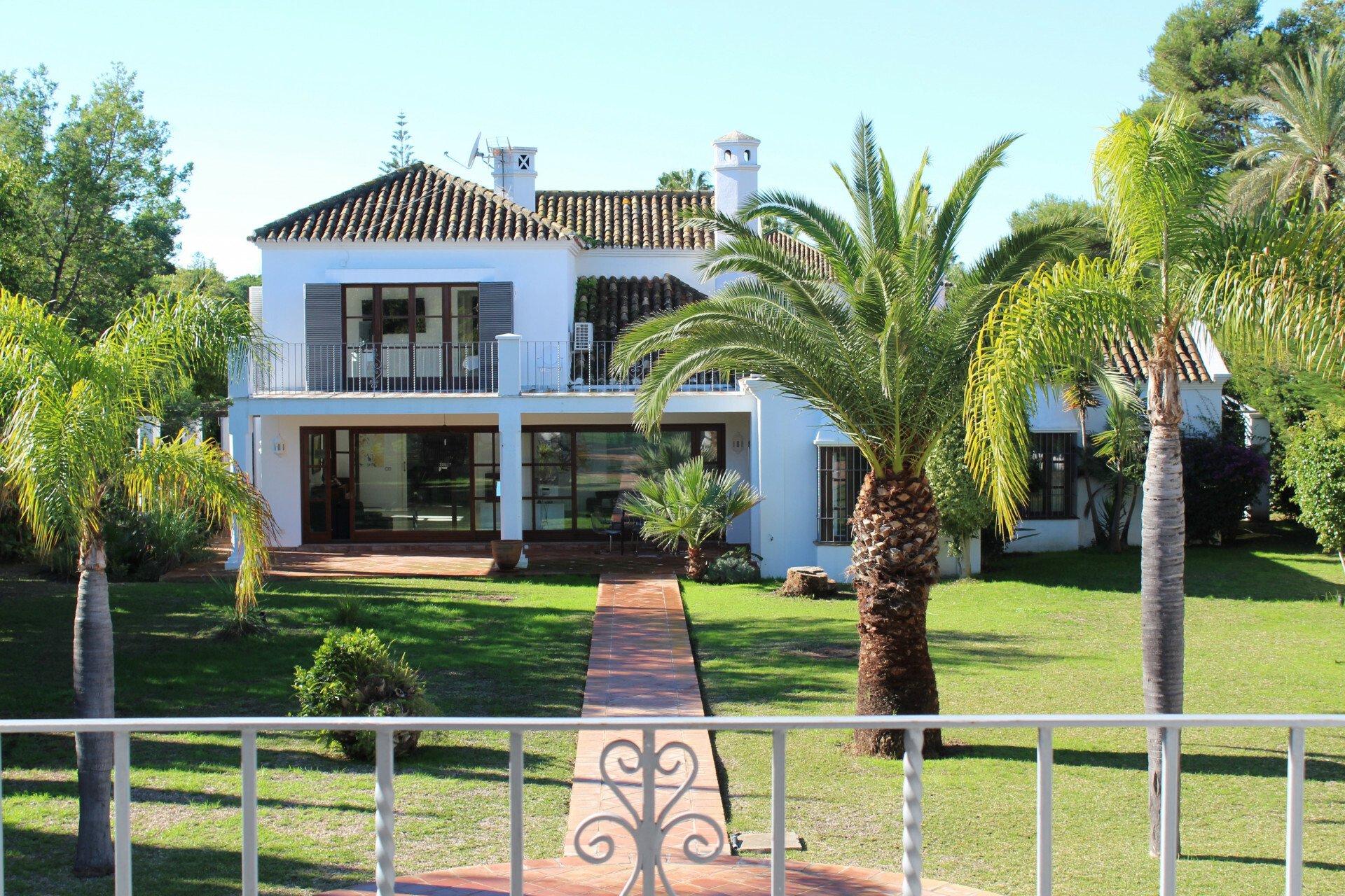 Villa a San Pedro de Alcántara, Andalusia, Spagna 1 - 11448685