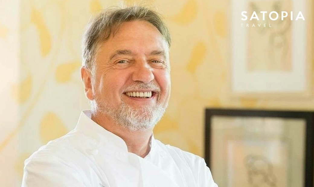 Learn the Art of Summer Fine-Dining Hosted by World-Renowned Masterchef Raymond Blanc