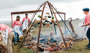 Join Francis Mallmann on a Fire-Cooking Hosted Experience in the Scottish Highlands