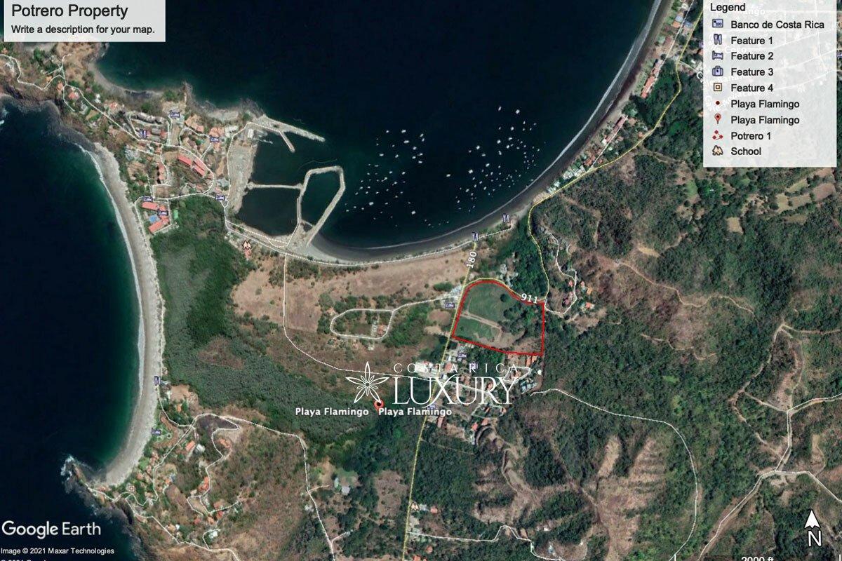 Land in Cabo Velas District, Guanacaste Province, Costa Rica 1 - 11449949
