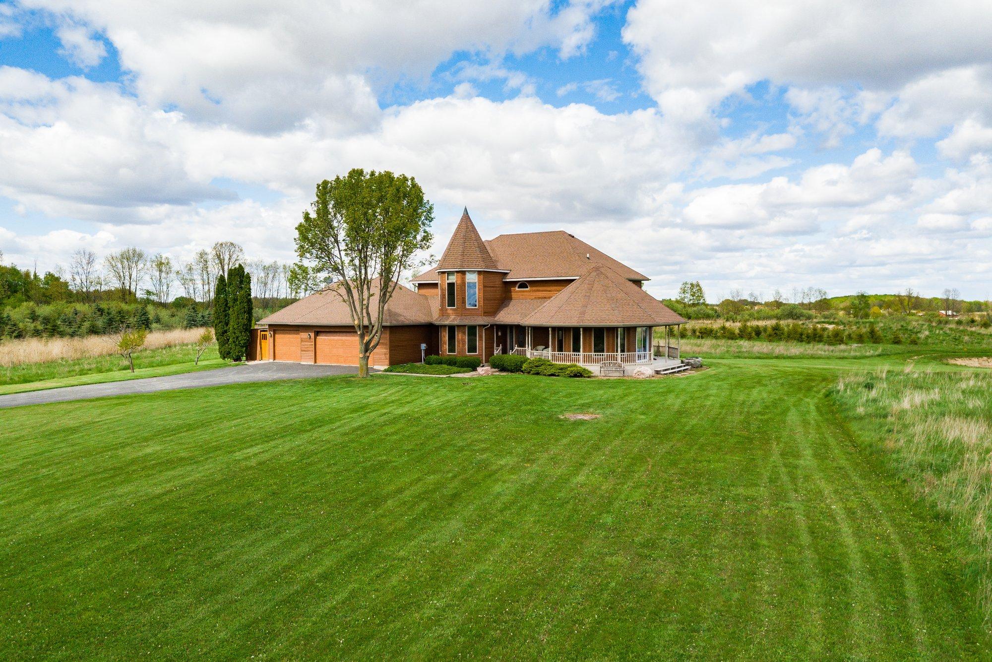 Haus in Perrinton, Michigan, Vereinigte Staaten 1 - 11449648