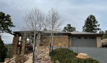 House in Ruidoso, New Mexico, United States 1
