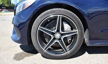 2017 Mercedes-Benz C-Class C 300 4MATIC®