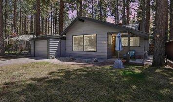 Maison à South Lake Tahoe, Californie, États-Unis 1