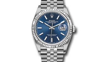 ROLEX OYSTER PERPETUAL DATEJUST 126234 BLIJ
