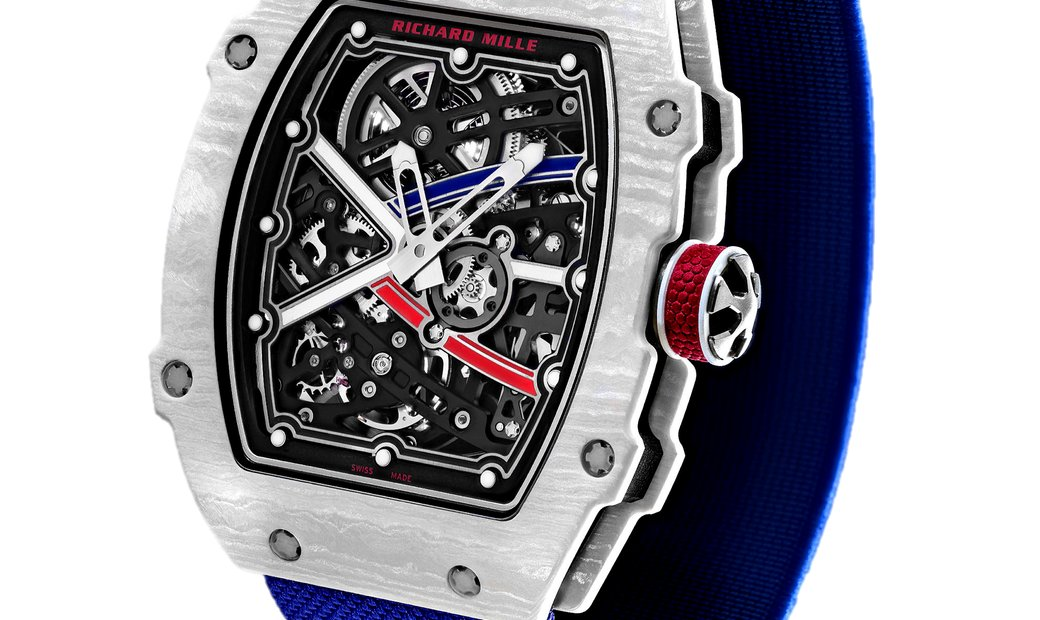 RICHARD MILLE EXTRA FLAT ALEXIS PINTURAULT EDITION RM67-02 CA-FQ