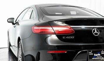 2018 Mercedes-Benz E-Class E 400