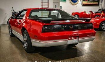 1986 Pontiac Firebird Trans Am