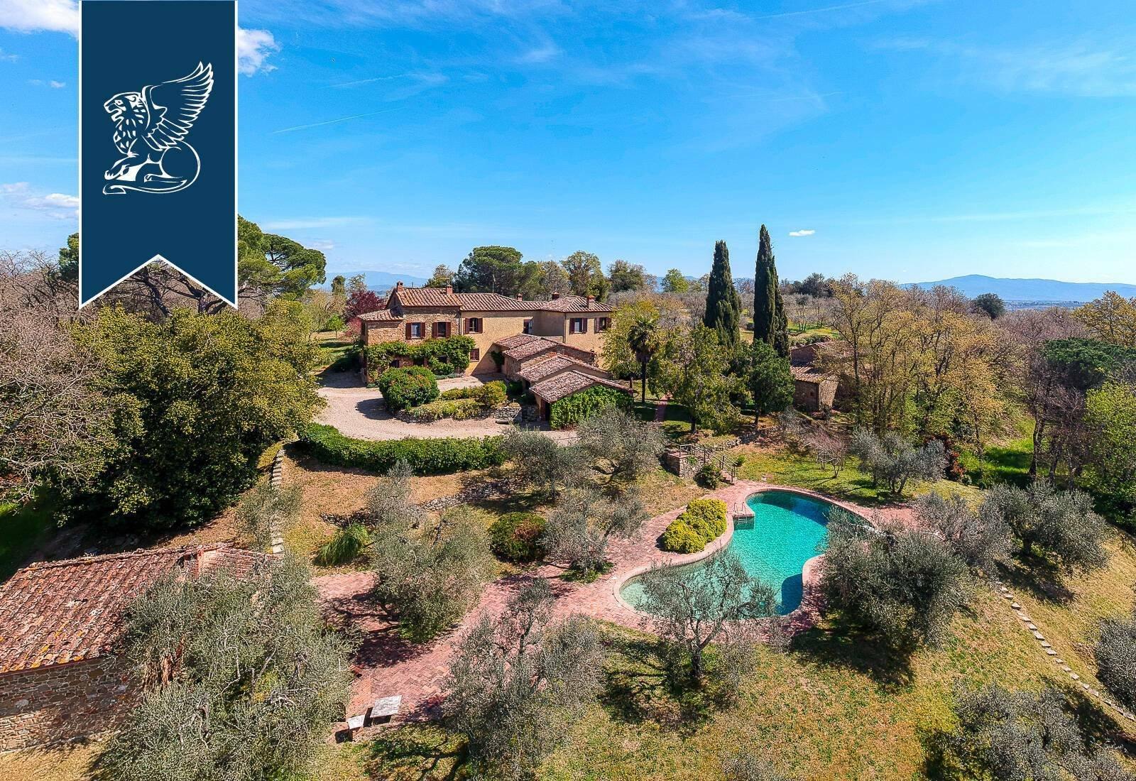 Villa in Tuscany, Italy 1 - 11452386