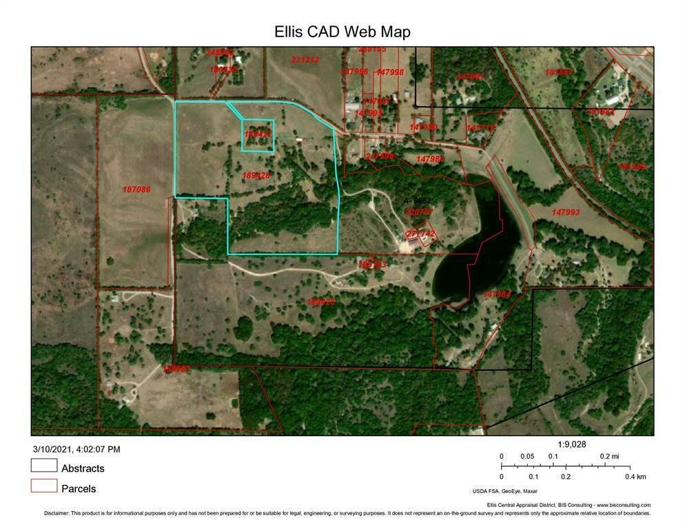 Land in Midlothian, Texas, United States 1