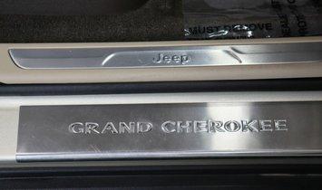 2012 Jeep Grand Cherokee Overland Sport Utility 4D