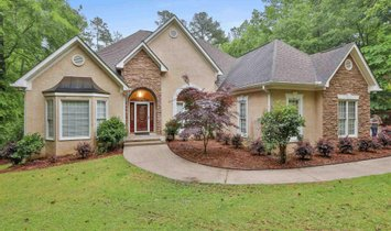 House in Fayetteville, Georgia, United States 1