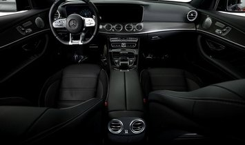 Mercedes-Benz E-Class AMG E 63 S