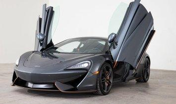 2019 McLaren 570GT Coupe 2D