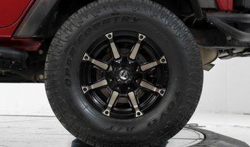 2013 Jeep Wrangler Unlimited Sport Custom