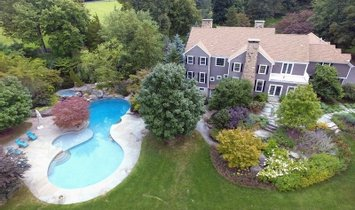 Maison à township de Tewksbury, New Jersey, États-Unis 1