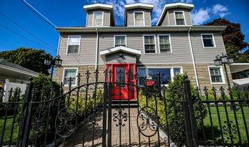 Maison à Revere, Massachusetts, États-Unis 1