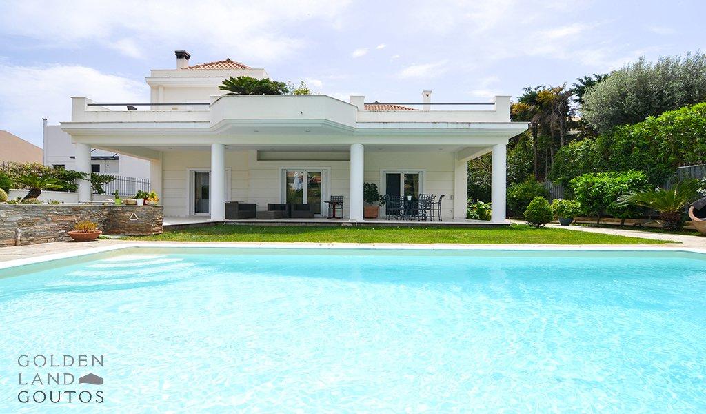 Villa in Vari, Decentralized Administration of Attica, Greece 1 - 11456276