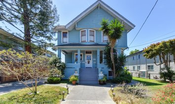 House in Alameda, California, United States 1