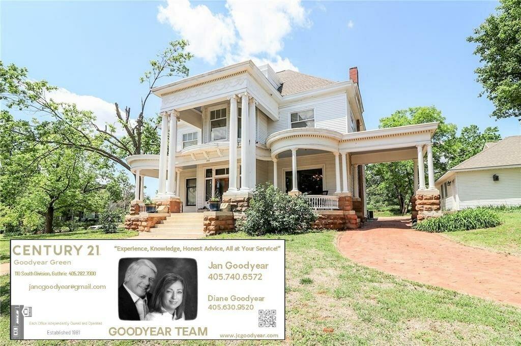 Casa a Guthrie, Oklahoma, Stati Uniti 1 - 11455094