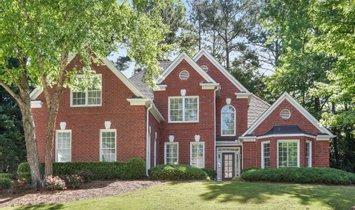 House in Milton, Georgia, United States 1