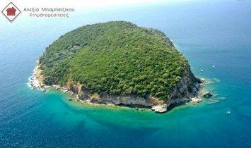 Частный остров в Македония и Фракия, Греция 1
