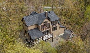 Дом в Бромон, Квебек, Канада 1