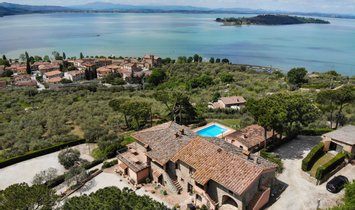 House in San Feliciano, Umbria, Italy 1
