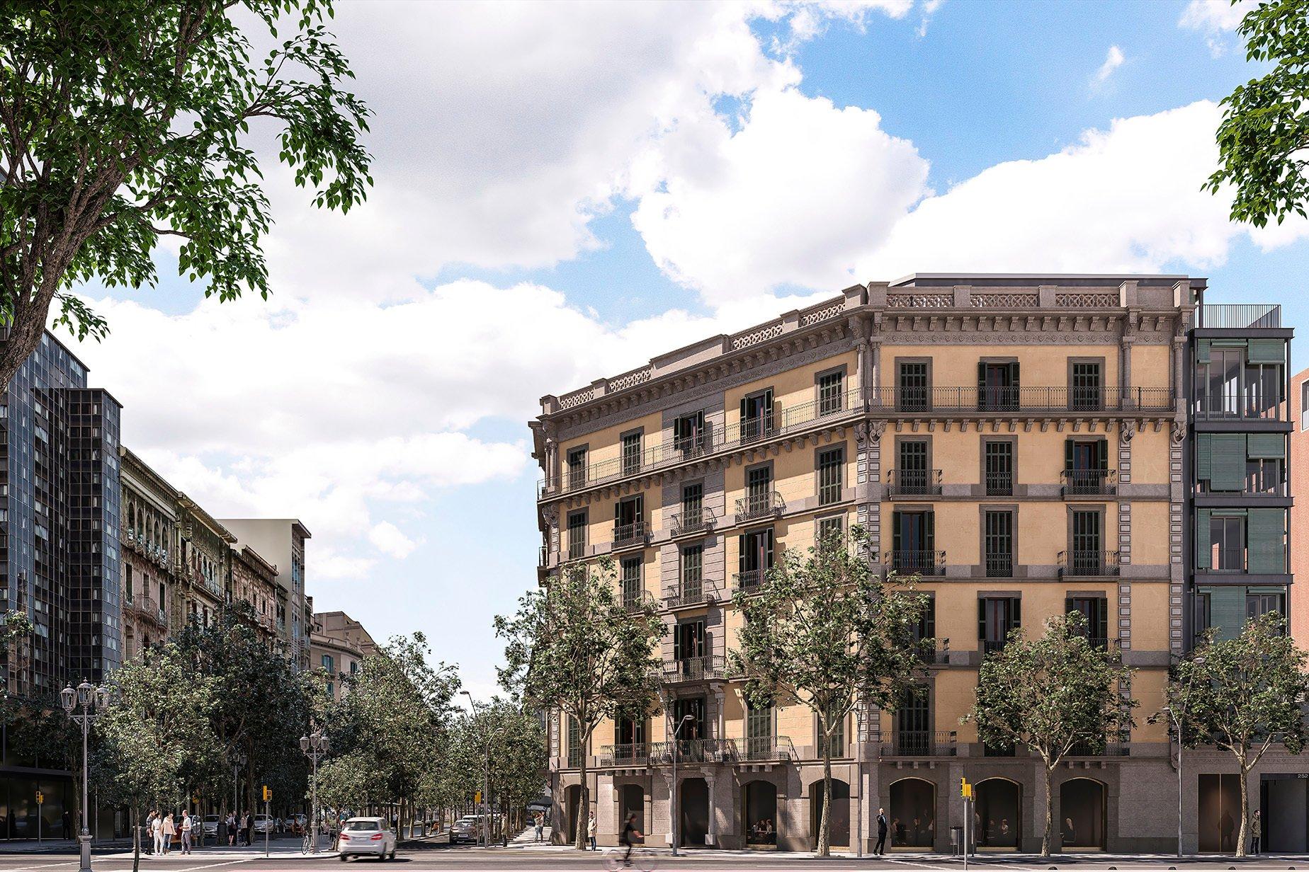Appartamento a Barcellona, Catalogna, Spagna 1 - 11457861