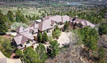 Дом в Колорадо-Спрингс, Колорадо, Соединенные Штаты Америки 1