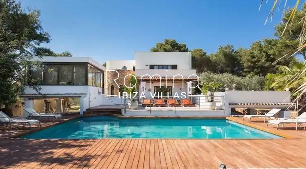 Villa in Santa Eulalia des Ríu, Balearic Islands, Spain 1 - 11457966