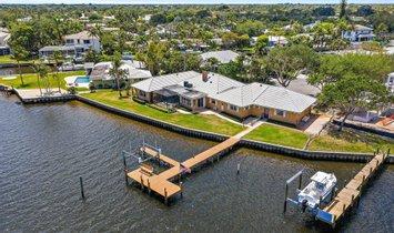 Casa a Tequesta, Florida, Stati Uniti 1
