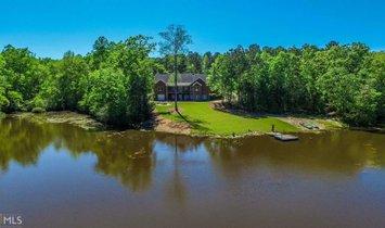 House in Senoia, Georgia, United States 1
