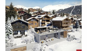 Appartamento a Verbier, Vallese, Svizzera 1