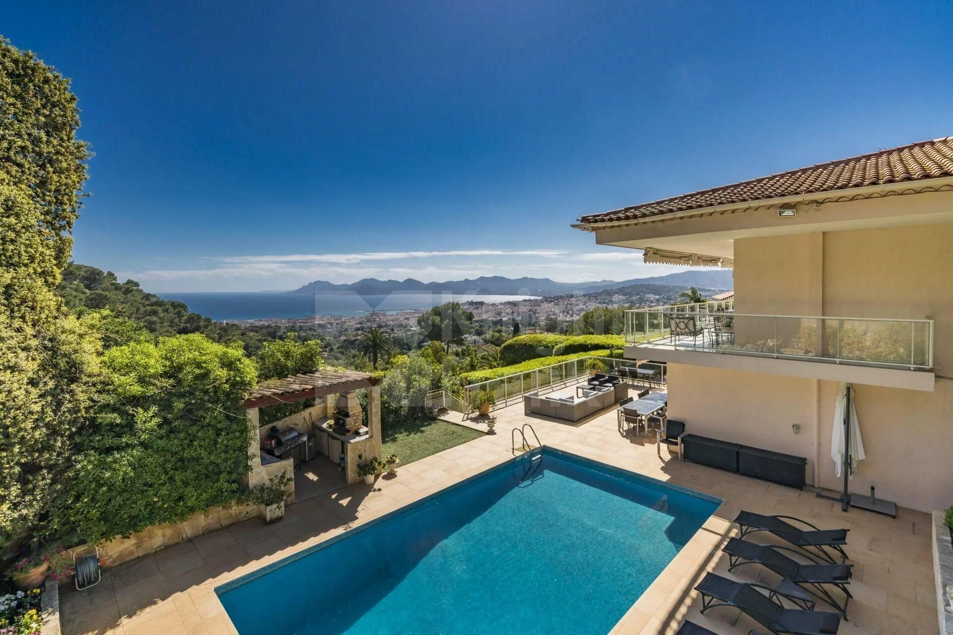 Villa in Cannes, Provence-Alpes-Côte d'Azur, France 1 - 11455619