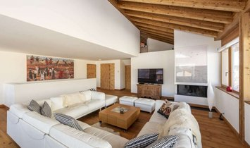 Wohnung in Sils im Engadin, Graubünden, Schweiz 1