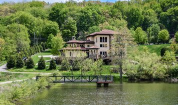 House in Gibsonia, Pennsylvania, United States 1
